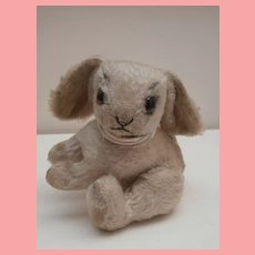 Steiff Changeable Rabbit, No Id's 1959 to 1964, A/F