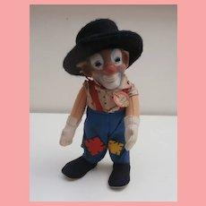 Steiff Clownie, 1959 to 1964, Steiff Clownie Chest Tag