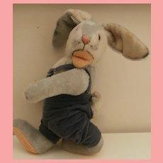 Edgar, Vintage Bunny Rabbit