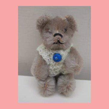 Astra, Vintage Miniature Schuco Teddy Bear