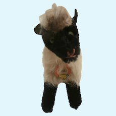 Steiff Smallest Size Snucki Mountain Sheep All Ids 1965 to 1967