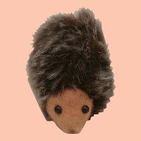 Darling Schuco Hedgehog Mascot 'Molly' 1955