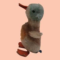Steiff Duck, No Id's 1965 to 1967