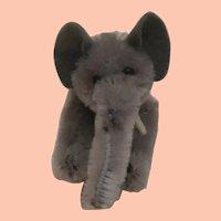 Lovely VIntage MIniature.  Schuco Noahs Ark Elephant.