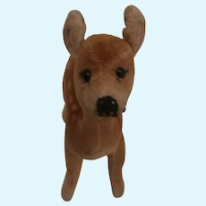 Steiff Fawn, 1959 to 1964, No Id's