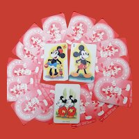 Mickey Mouse Card Game 1937/39