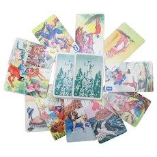 Peter Pan  Card Game 1939,,Pepys