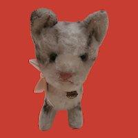 Steiff Tabby Cat No Id's 1959 to 1964