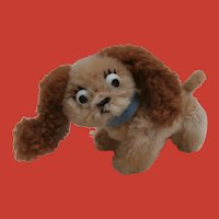 Vintage Schuco Lady / Susi. Lady and The Tramp Dog