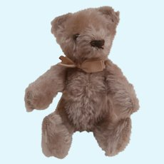 Edward, Steiff Original Teddy Bear, Steiff Button,  1950/60