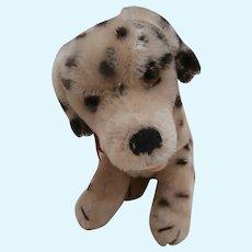 Steiff ,Dally ,Dalmatian Dog 1959 to 1964, Steiff Button