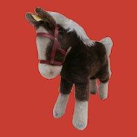 Steiff Ferdy  Play Horse 1968 to 1983, Steiff Button