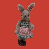 Henrietta, Gorgeous VIntage Bunny Rabbit