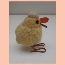 Steiff Wool Pompom Duck 1949 to 1964, No Id's