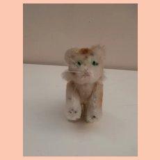Vintage Miniature Schuco Tiger, Noah's Ark Series