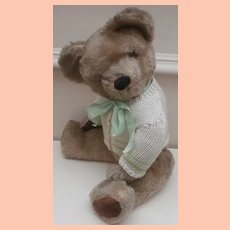 Christopher, Large Vintage  Chad Valley Teddy Bear
