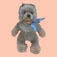 Steiff Lully Baby Teddy Bear, No Id's 1966 to 1977