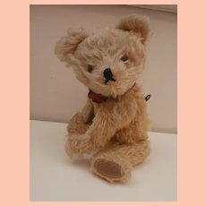 Vintage Musical Edward Teddy Bear