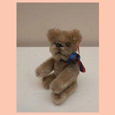 Mr Grumpy, Schuco Miniature Teddy Bear 1940's