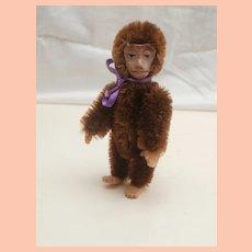 Sweet Miniature  Schuco Vintage Monkey