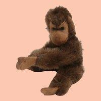 Steiff  Miniature Jocko Monkey 1959 to 1964 No Id's