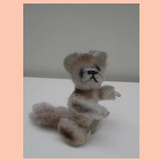 Cute Miniature Schuco Racoon made from 1955 / 59