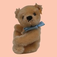 Steiff Original Teddy Bear, Button. 1990's
