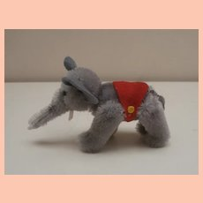 Lovely Miniature Schuco Elephant, Noah's Ark Series