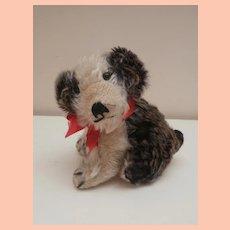 Poor Old 'Scamp'  Vintage Toy Dog