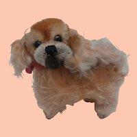 Steiff Peky Pekinese Dog, 1959 to 1964, Steiff Button