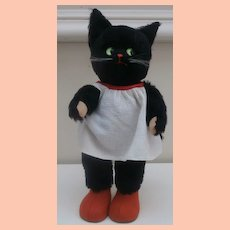Cute Kersa Cat with Label and Original Dress