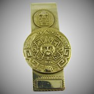 Alpaca Hencho en Mexico Money Clip