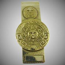 Alpaca Hencho en Mexico Money Clip