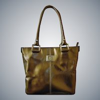 Anne Klein Coppertone Handbag
