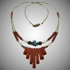 Native American Style Necklace
