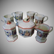 Avon Sweet Country Harvest Coffee/Tea Set