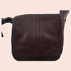 Coach Medium Messenger Bag ~ Chocolate
