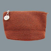 Large Coin Purse or Makeup Bag by The Sak