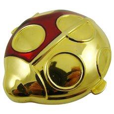 Estee Lauder Ladybug Compact