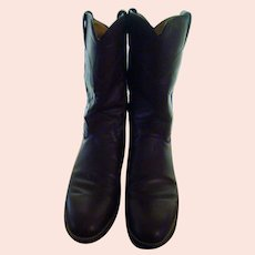 Womens Justin Roper Boots