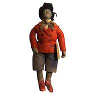 Rare Eubank Black character doll