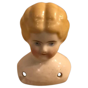 Parian China Doll Head