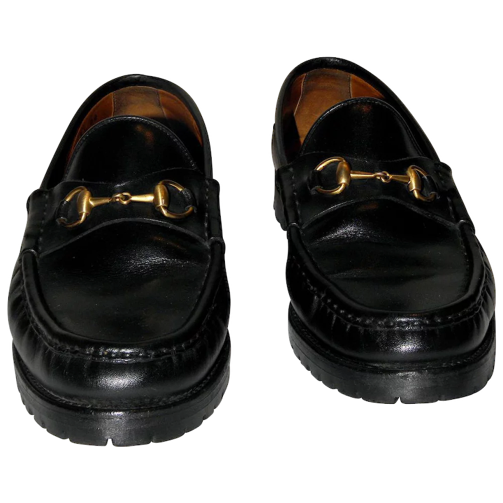 top brands great quality order Vintage Gucci Horsebit Loafers from Italy Size 8.5 AA