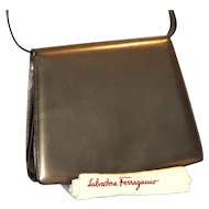 Vintage Salvatore Ferragamo Gancini Convertible Bag  30% OFF