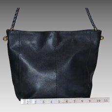 c7640eb272 Vintage Bottega Veneta Textured Leather Tote from Italy 20% OFF