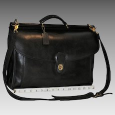 Vintage Coach Beekman Briefcase U.S. Model  20% OFF