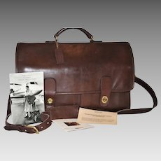 Vintage Coach Prescott Briefcase U.S. Model  20% OFF