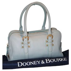 Vintage Dooney & Bourke Medium Duffle
