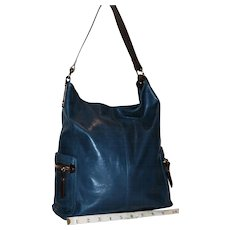 Vintage Tano Two-Pocket Tote from Italy