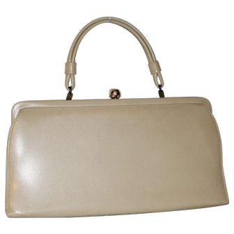 1950's Theodor Kelly Convertible Clutch Evening Bag